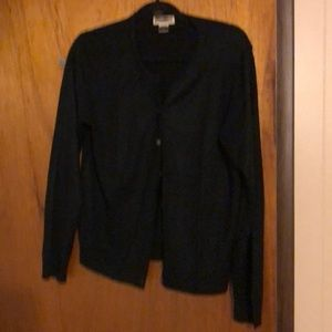 Eddie Bauer light cardigan size large
